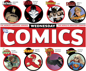 Wednesday Comics